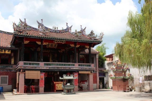 Hock Teik Cheng Sin Temple, Lebuh Armenian.