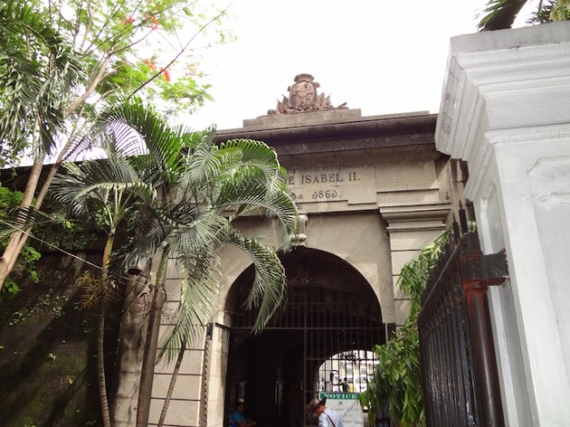 La Puerta della Isabella II.