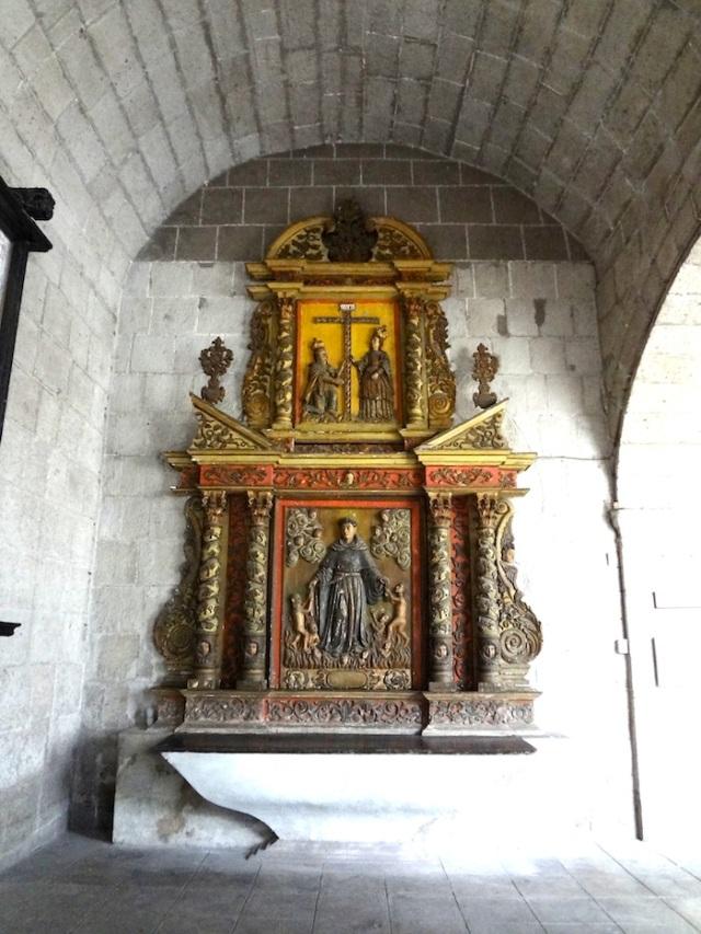 Ornate Altar