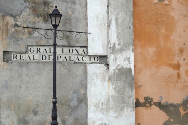 General Luna / Real de Palacio: one of the main roads cutting through Intramuros.