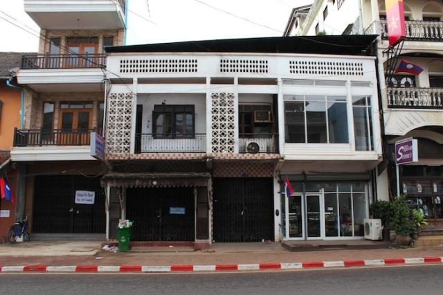 Art Deco shophouses, Thanon Samsenthai.
