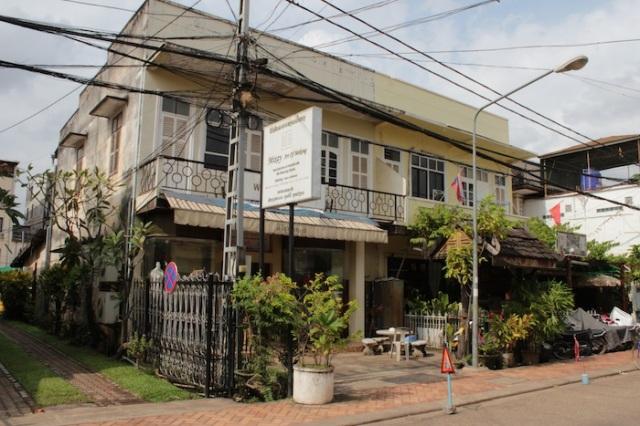 Mixay Gallery and La Terrasse Resturant, Thanon Nokeo Kumman.