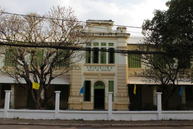 École de Médecine.