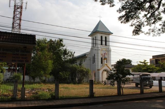 Église de Nôtre Dame.