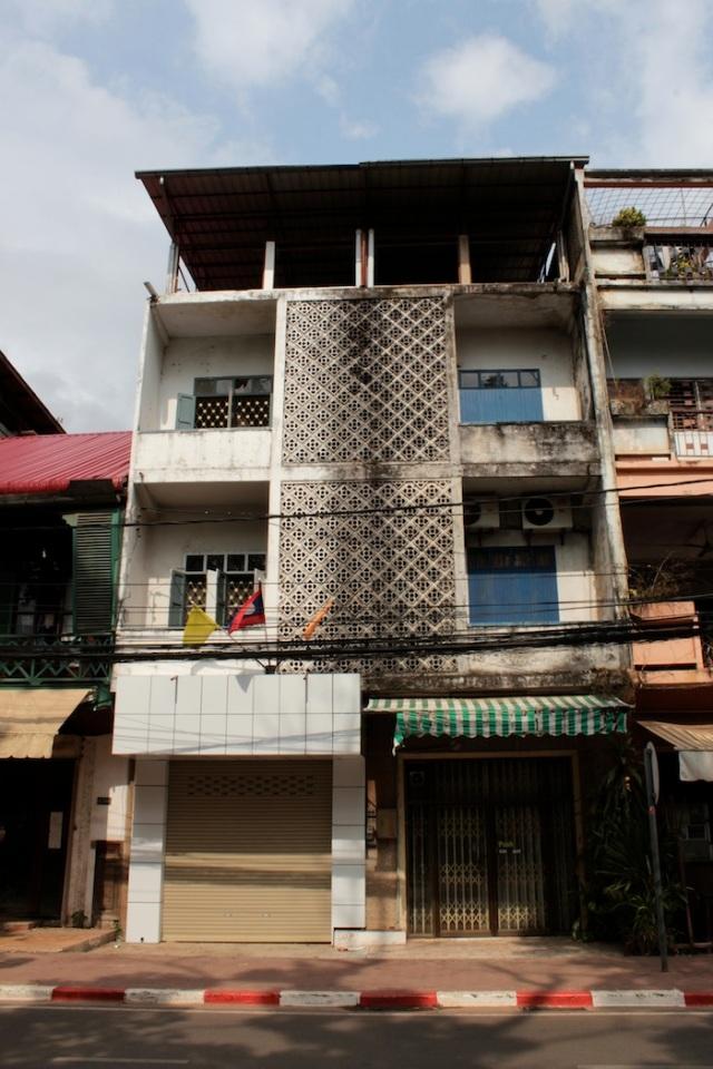 Art Deco Apartment, Thanon Fa Ngum.