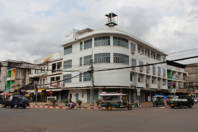 Art Deco apartments, Thanon Khun Bu Lom