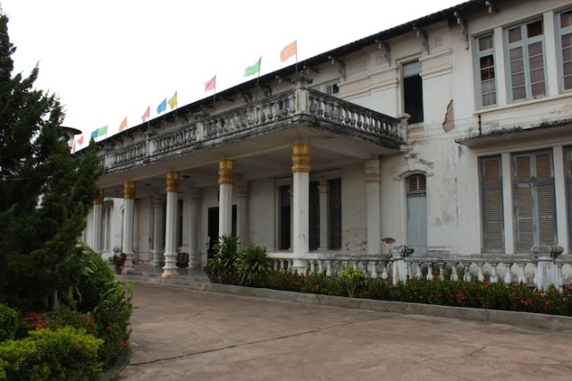 The Lao National Museum.