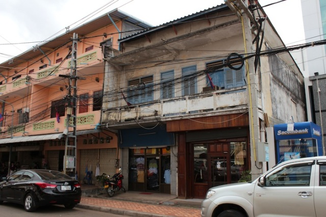 Chinese style Shophouse, Thanon Khun Bu Lom.
