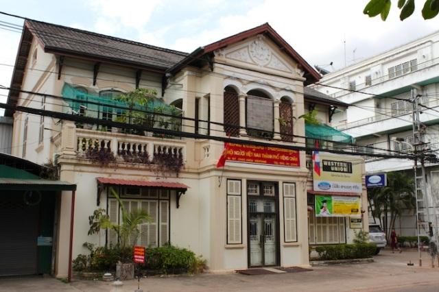 Vietnamese Association. Thanon Chao Anou.