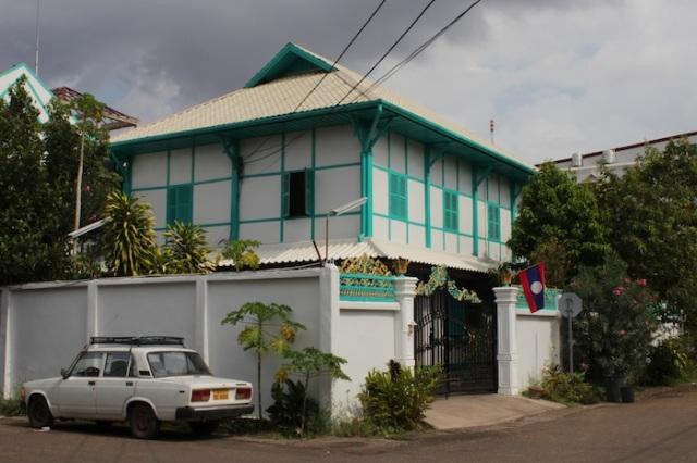 Channelling Oud Soerabaja.  Thanon Phanompenh.