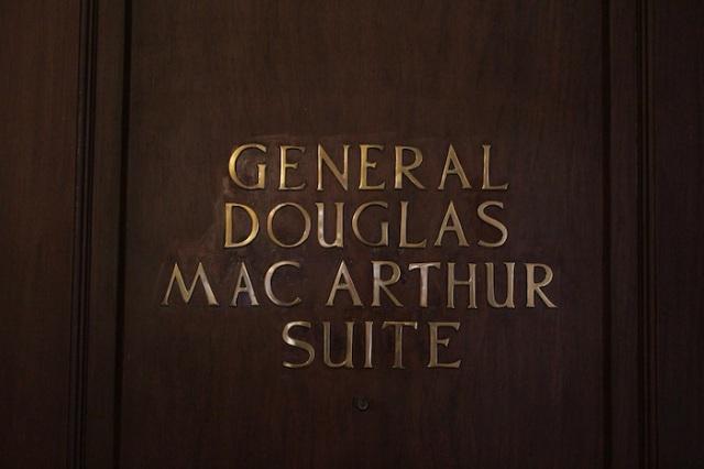 General Douglas MacArthur Suite