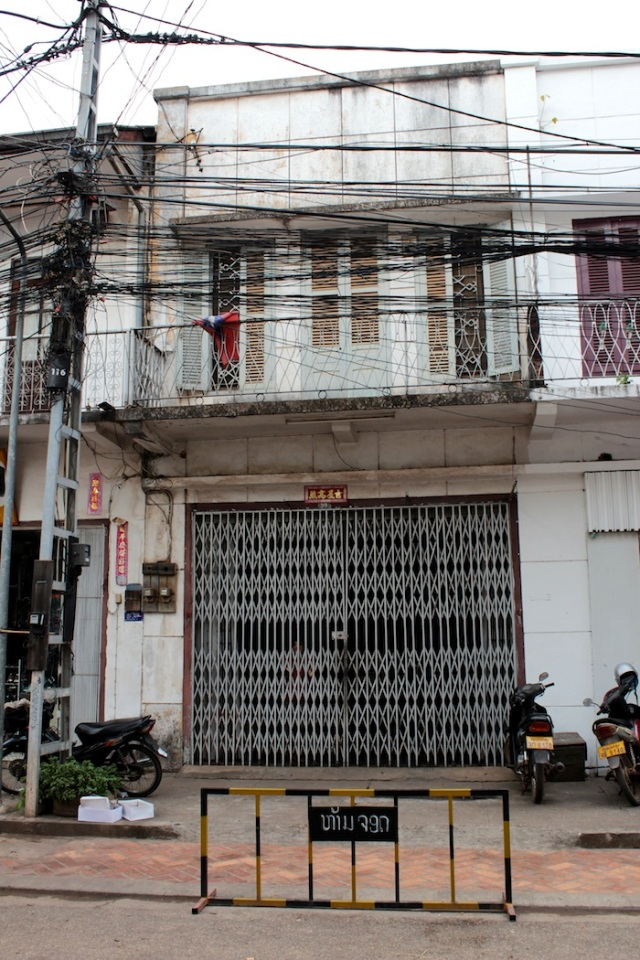 Chinese Shophouse, Thanon Pang Kham.
