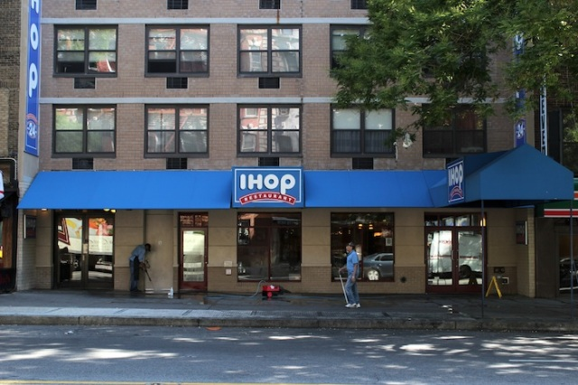 19 – International House of Pancakes.