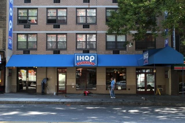 19 – International House of Pancakes.