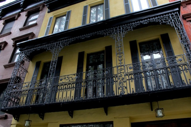 41 – No. 138: Stunning French-New Orleans flourishes.