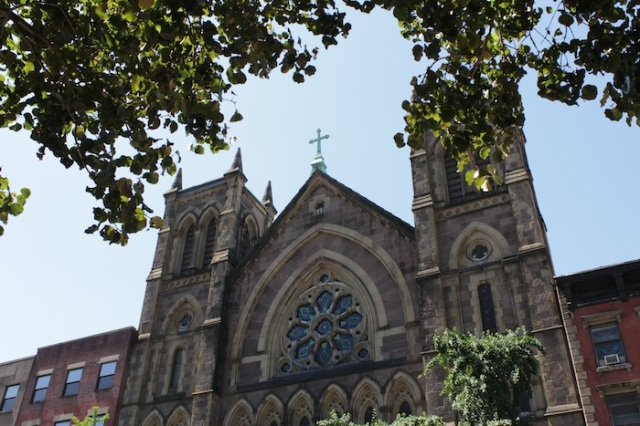 39 – No. 330: Our Lady of Guadalupe at St. Bernard's (1875).