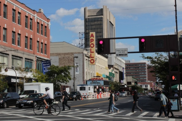 13 – The Apollo Theater, the beating heart of Harlem.