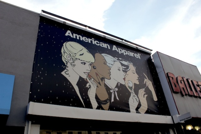 15 – American Apparel