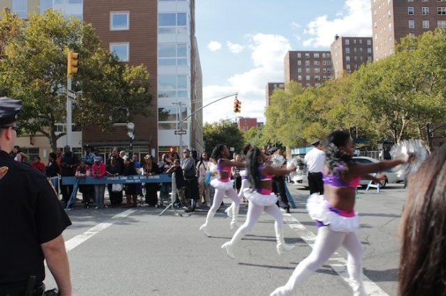 17 – Main Street Parade along Adam Clayton Powell Jr Boulevard.