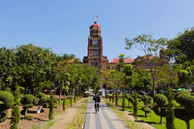 High Court, Mahabandula Garden Street.