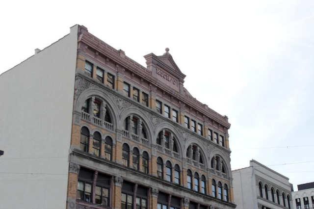 20 – The Koch & Co. Department Store building, now an office block.