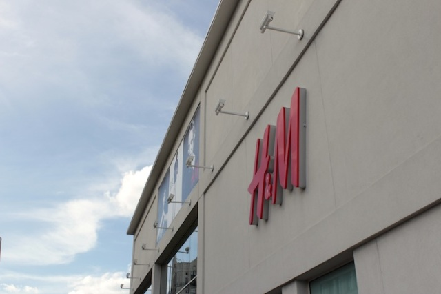 21 – H & M, from Sweden to Harlem.