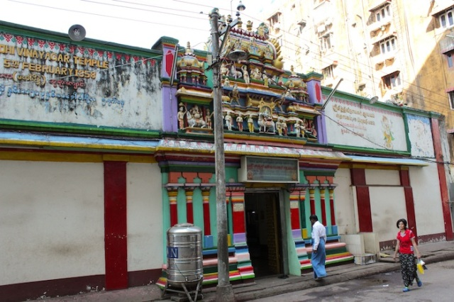 Sri Sochi Vinayagar Temple (1858), 24th Street.