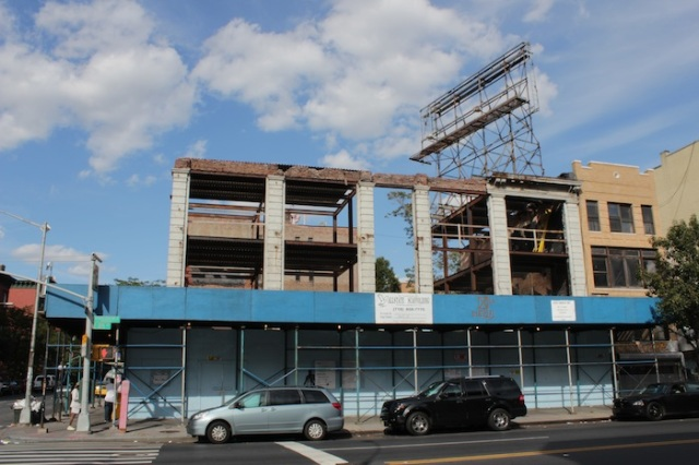 29 – Manna's Restaurant, soul food and salad bar, now gone.