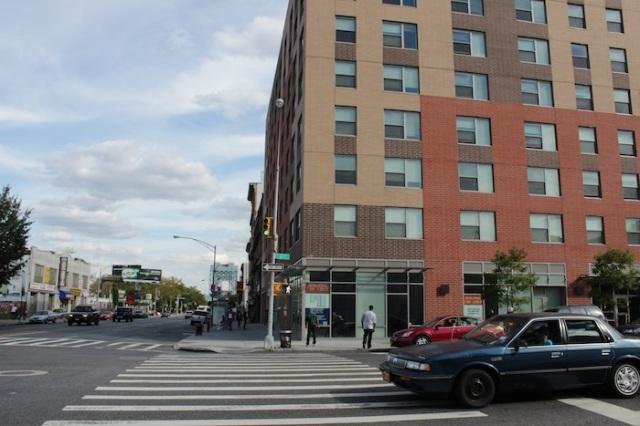 36 – Luxury loft apartments, 3rd Avenue.