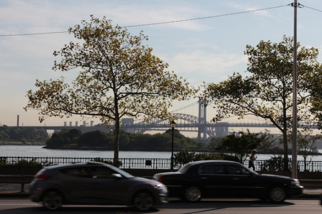 1 – East River and the Robert- F. Kennedy Bridge.