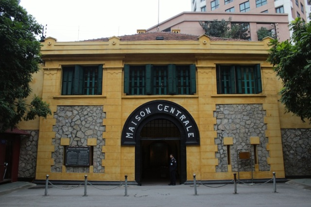 Maison Central, Hanoi's central prison.