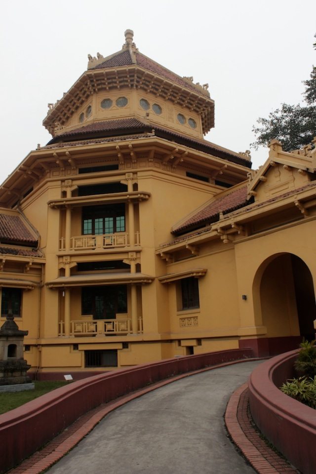 The Museum of Vietnamese History.