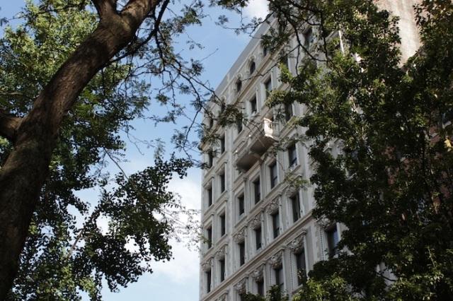 17 – Beaux-Arts Apartments.