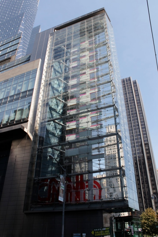 11 – It's a beautiful office. All towering glass and steel. And ambition. And POWER.