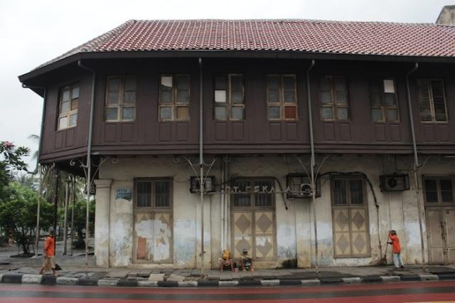 P.T. Skaha Building.