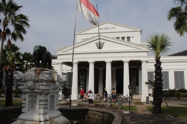 National Musuem (1868), at Merdeka Square.