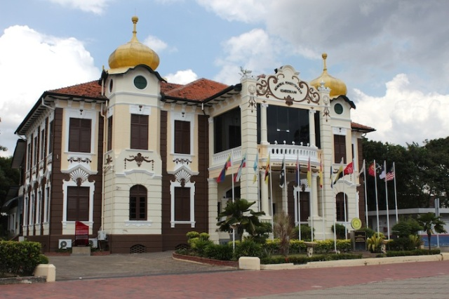 The Malacca Club