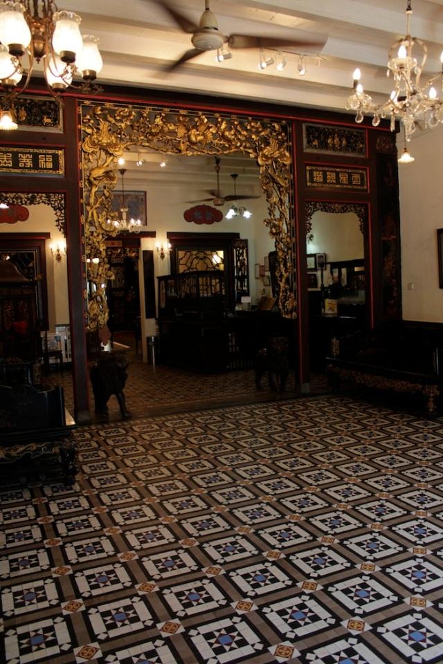 The Peranakan Restaurant