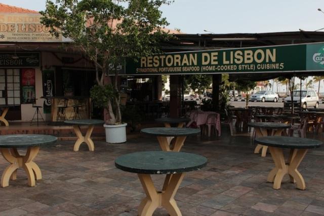 Restaurant de Lisbon