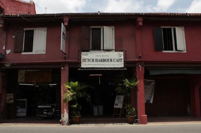 Dutch Harbor Cafe