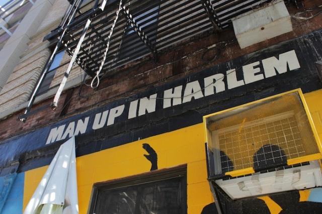 11 - Man Up In Harlem