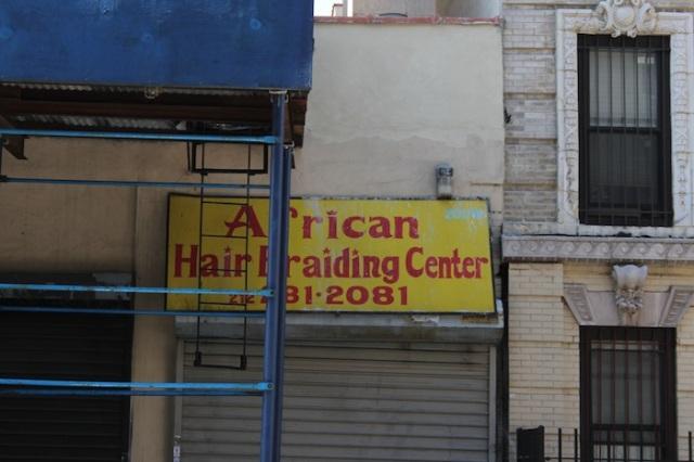 12 – African Hair Braiding Center.