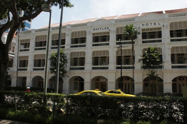 The Raffles Hotel Arcade