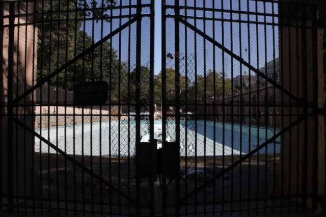 15 – Jackie Robinson Swimming Pool.
