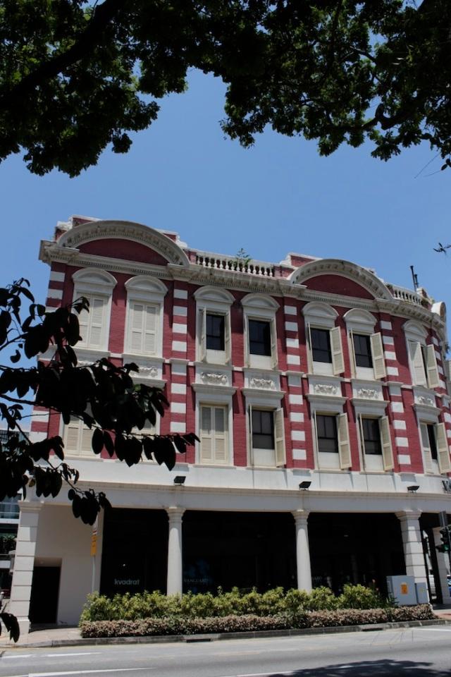 Malayan Publishing House (MPH) Building.