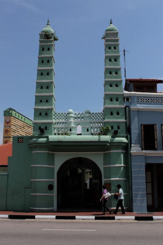 Masjid Jamae Chulia (1826)