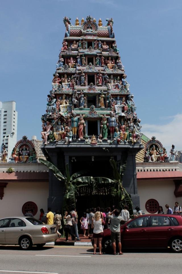 Sri Mariamman Temple (1827)