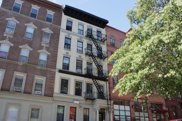 25 – Tenement apartments.