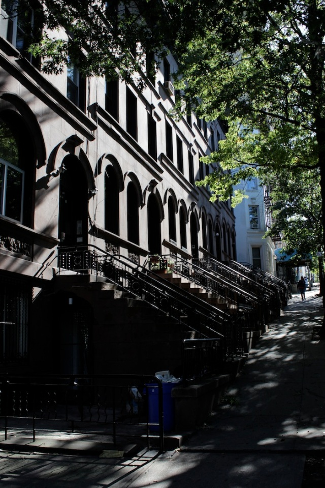 38 – Brownstones.