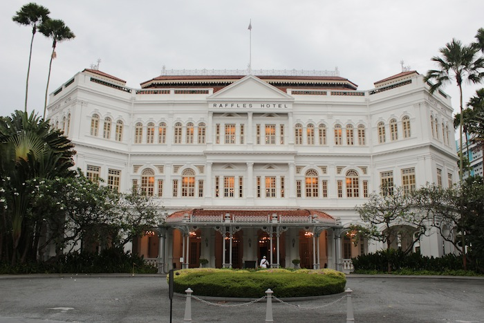 raffles hotel The original singapore sling sells for a pricey s$31 at the long bar in raffles  hotel what gives it the hefty price tag more importantly, is it.
